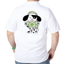 St. Patrick's Puppy T-Shirt