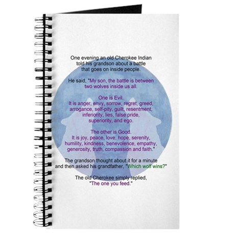 Wolf Wisdom Journal
