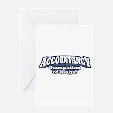 Accountancy / Kings Greeting Card