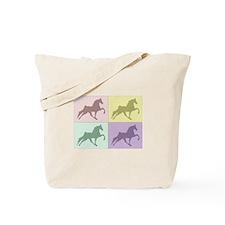 Horse Quad Tote Bag