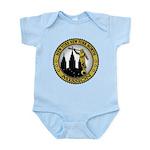 New York New York North LDS M Infant Bodysuit