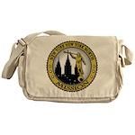 New York New York North LDS M Messenger Bag