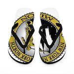New York New York North LDS M Flip Flops