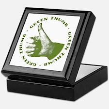 Green Thumb Jewelry Box