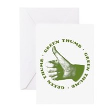 Green Thumb Greeting Cards (Pk of 10)