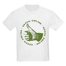 Green Thumb Kids T-Shirt