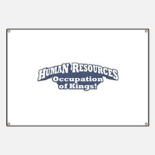 Human Resources / Kings Banner