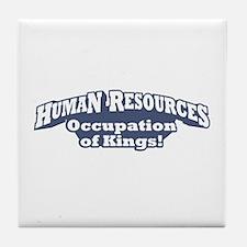 Human Resources / Kings Tile Coaster