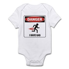 I Have Gas Infant Bodysuit