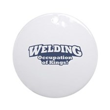 Welding / Kings Ornament (Round)