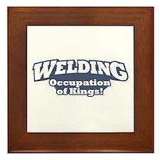 Welding / Kings Framed Tile