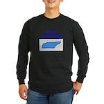 tennessee Long Sleeve Dark T-Shirt