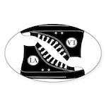 LA Sticker (Oval 10 pk)