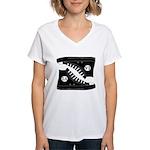 LA Women's V-Neck T-Shirt