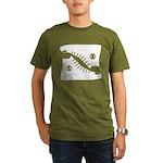 LA Organic Men's T-Shirt (dark)