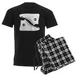 LA Men's Dark Pajamas