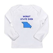 missouri Long Sleeve Infant T-Shirt