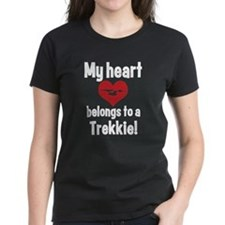 My Heart Belongs to a Trekkie Tee
