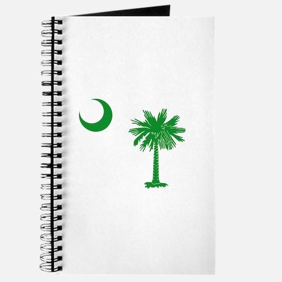 South Carolina Palmetto Flag Journal