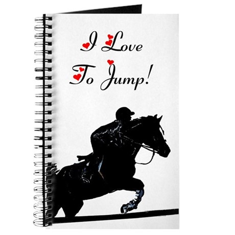 I Love My Horse! Journal