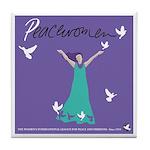 Peacewomen Tile Coaster