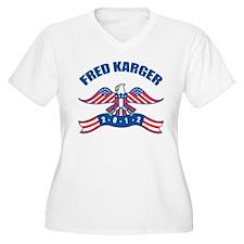 Eagle Fred Karger T-Shirt