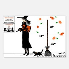 Cute Magic Postcards (Package of 8)