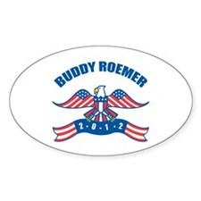 Eagle Buddy Roemer Decal