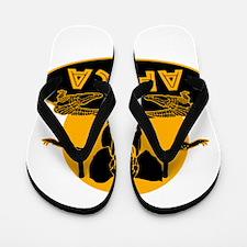 Africa Safari Flip Flops