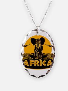 Africa Safari Necklace