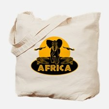 Africa Safari Tote Bag