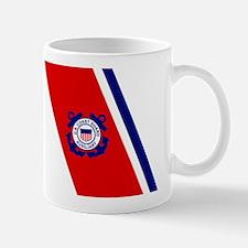 USCG Auxiliary Stripe<BR> 11 Ounce Small Small Mug