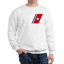 USCG Auxiliary Stripe<BR> Sweatshirt 1