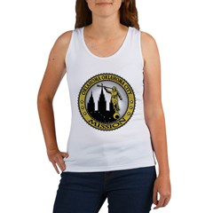 Oklahoma Oklahoma City LDS Mi Women's Tank Top