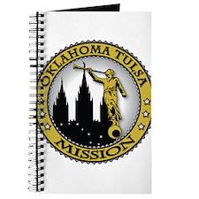 Oklahoma Tulsa LDS Mission Cl Journal