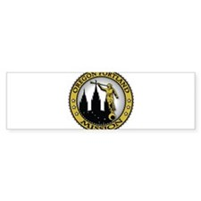 Oregon Portland LDS Mission C Bumper Sticker