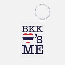 BKK LOVEs ME Keychains