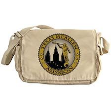Texas McAllen LDS Mission Cla Messenger Bag