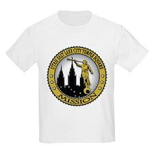 Utah Salt Lake City Temple Sq T-Shirt