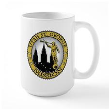 Utah St. George LDS Mission C Mug