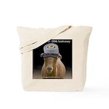 Sassy Goat Civil War Anniversary Tote Bag