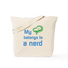 Nerd Love Tote Bag