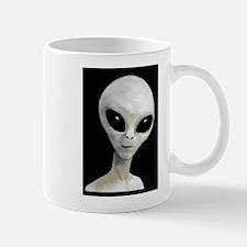 Alien Mug on a mug