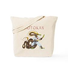 Tote Bag, Shotokan Karate Dragon