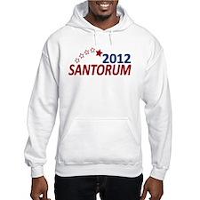 Vote Santorum 2012 Hoodie