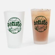 Durango Old Circle Drinking Glass