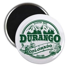 Durango Old Circle Magnet