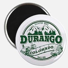 Durango Old Circle Magnet