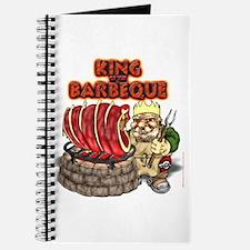 Dwarven BBQ King Journal
