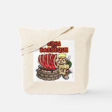 Dwarven BBQ King Tote Bag